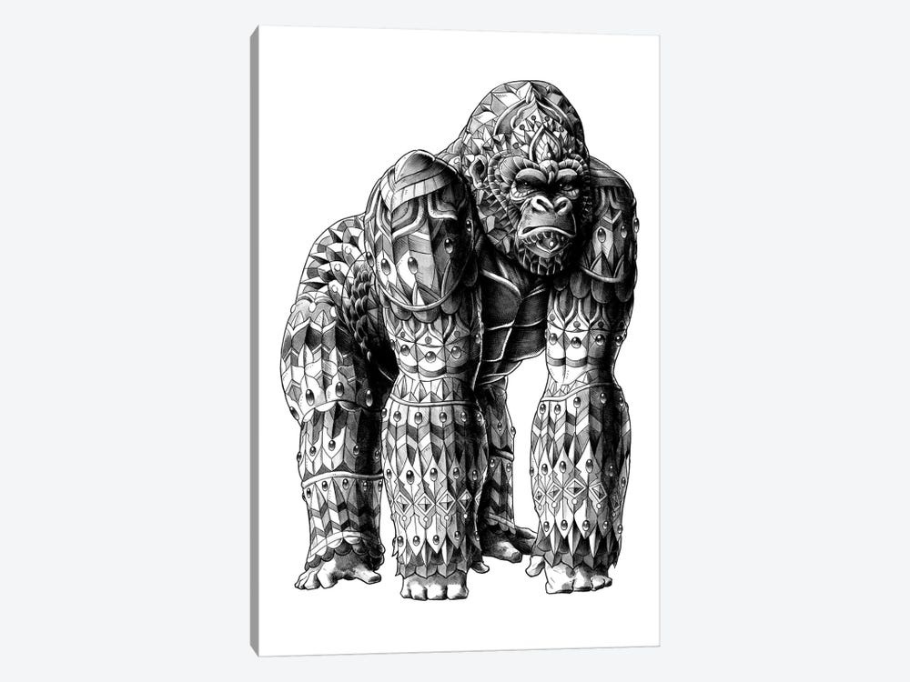 Silverback by Bioworkz 1-piece Canvas Artwork
