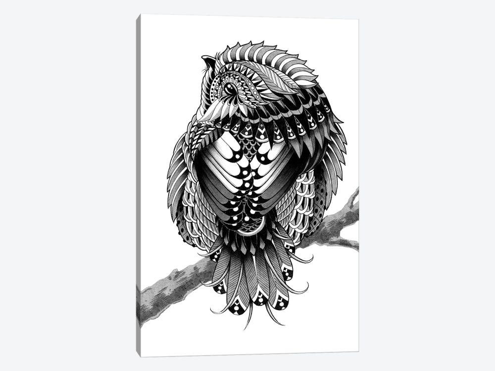Chickadee by Bioworkz 1-piece Canvas Print