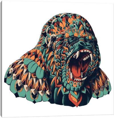 Gorilla In Color I Canvas Art Print