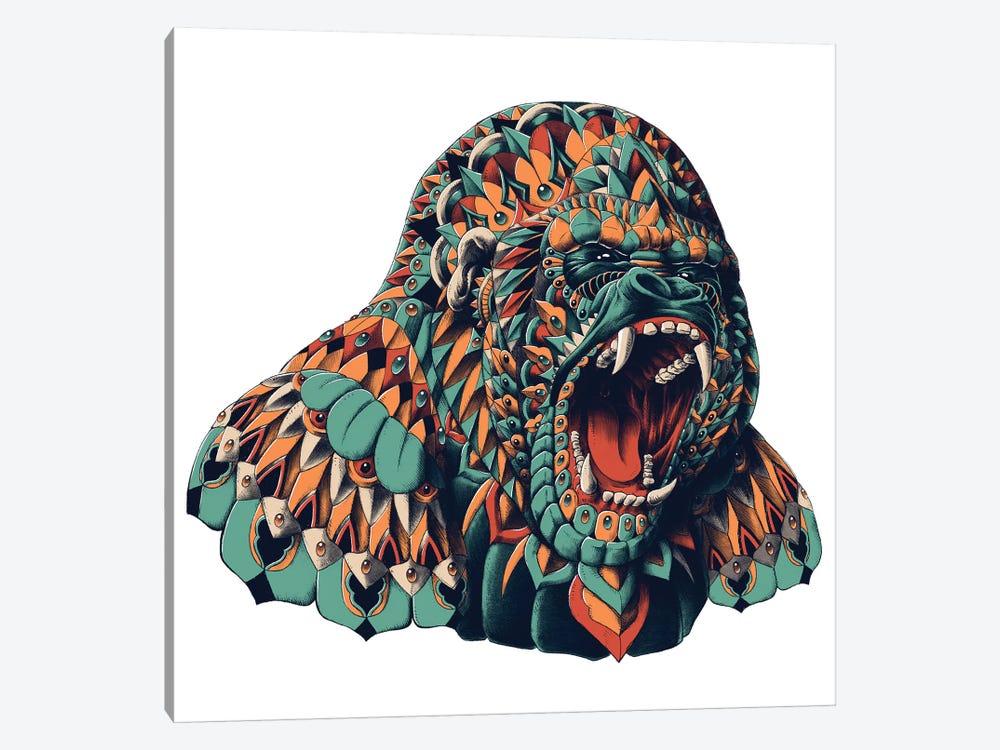 Gorilla In Color I by Bioworkz 1-piece Art Print