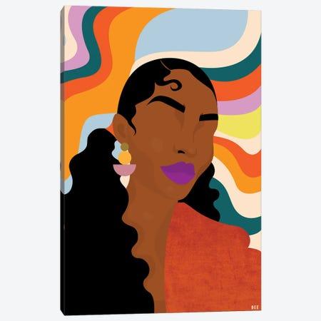Bronz' D Canvas Print #BYH19} by Bee Harris Canvas Art Print