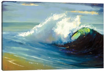 The Fresh Canvas Art Print