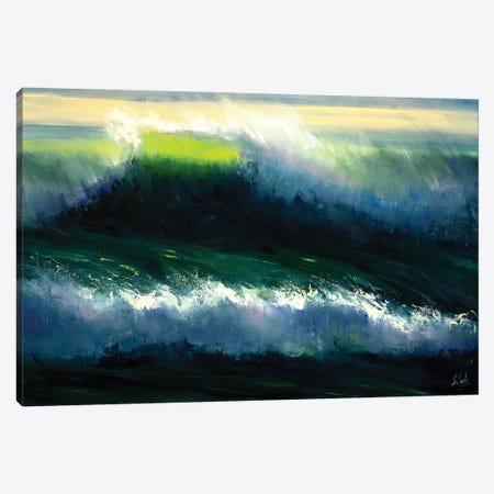 The Wind Canvas Print #BZH11} by Bozhena Fuchs Canvas Art Print