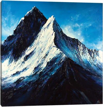 Mount Everest Canvas Art Print