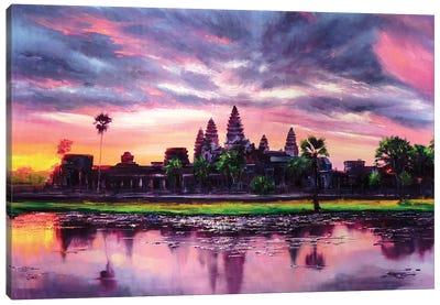 Angkor Wat Canvas Art Print