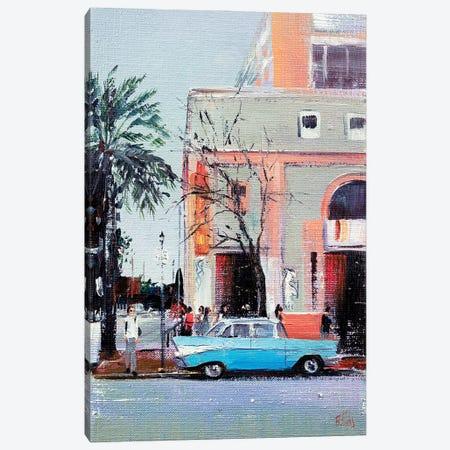 Cityscape Canvas Print #BZH8} by Bozhena Fuchs Canvas Artwork