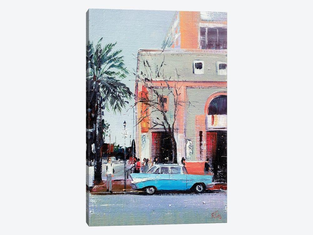 Cityscape by Bozhena Fuchs 1-piece Canvas Artwork
