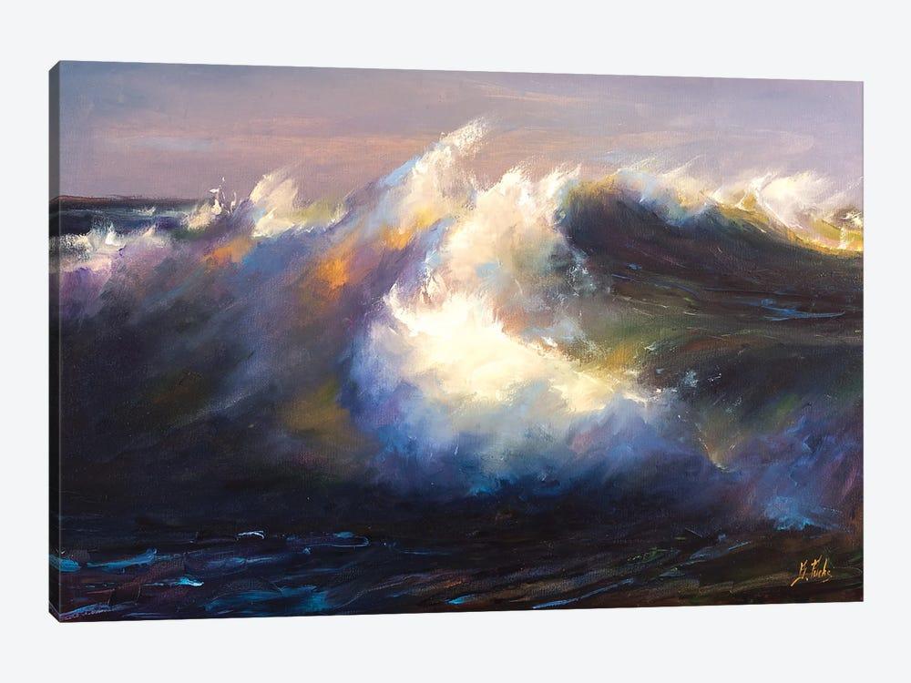 Storm by Bozhena Fuchs 1-piece Canvas Art Print