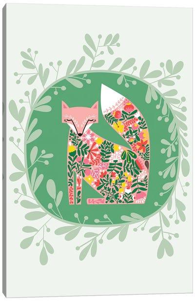 Blooming Botanicals Canvas Art Print