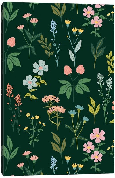 Botanica Canvas Art Print