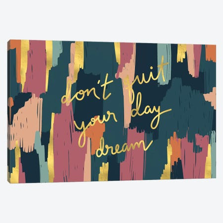 Day Dreaming I Canvas Print #CAA19} by Caroline Alfreds Canvas Wall Art