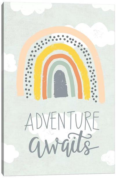 Baby Adventure Awaits X Canvas Art Print