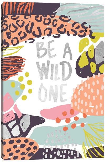 Wild One I Canvas Art Print