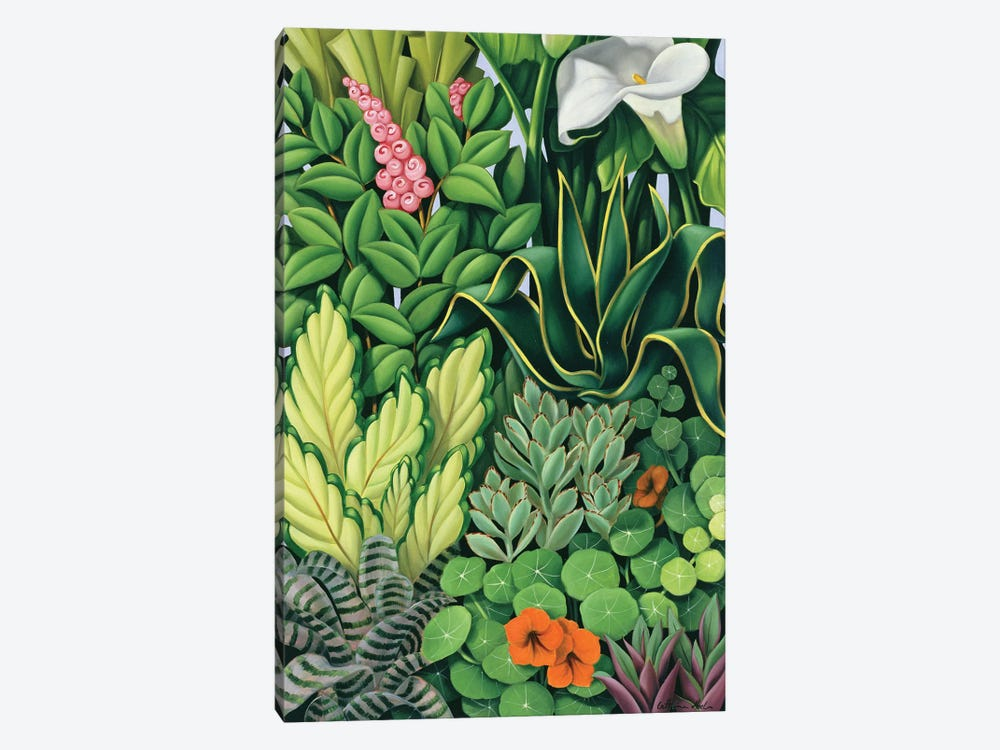 Foliage I by Catherine Abel 1-piece Canvas Print
