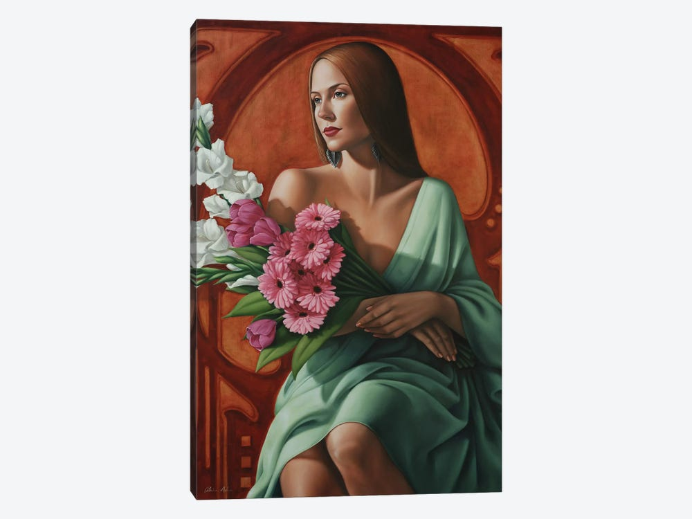 Grace by Catherine Abel 1-piece Canvas Wall Art