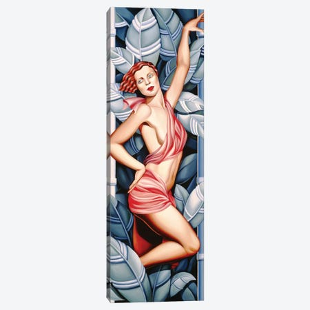 In The Forest Canvas Print #CAB20} by Catherine Abel Canvas Art