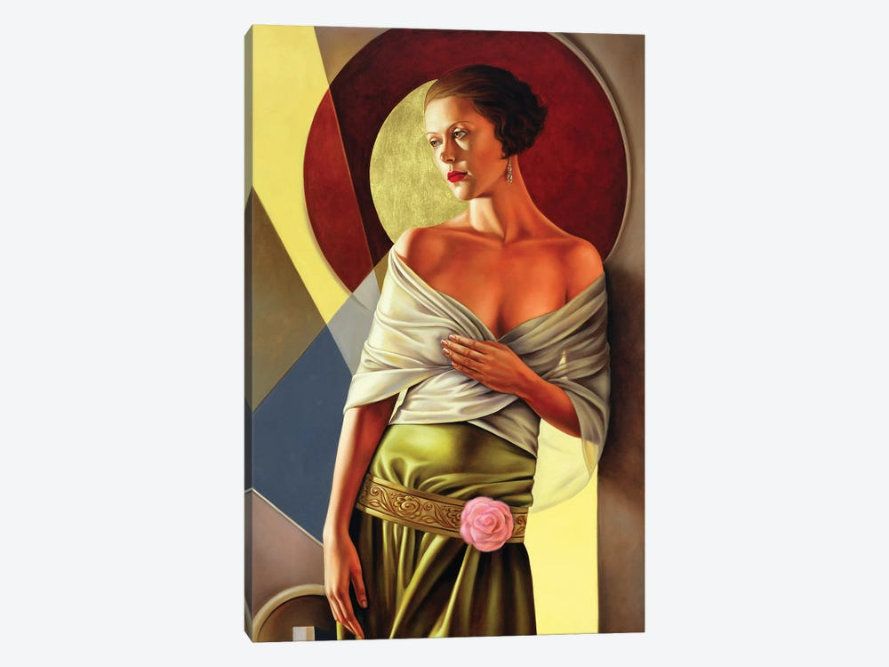Reflections Of Grace by Catherine Abel 1-piece Canvas Artwork