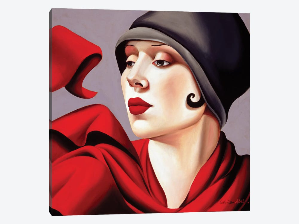 Autumn Zephyr by Catherine Abel 1-piece Canvas Print