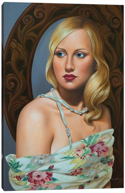 Sarah  Canvas Art Print