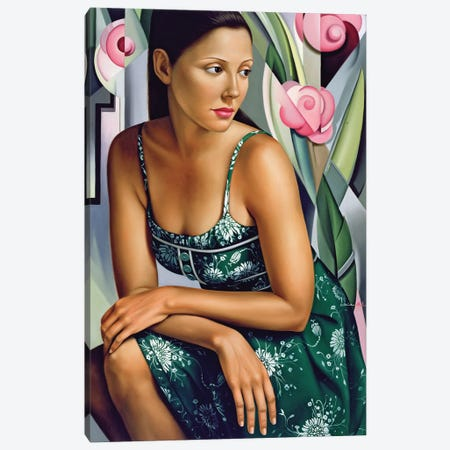 Belle de Jour Canvas Print #CAB5} by Catherine Abel Canvas Print