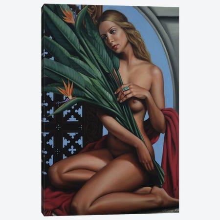 Bird Of Paradise Canvas Print #CAB7} by Catherine Abel Canvas Print