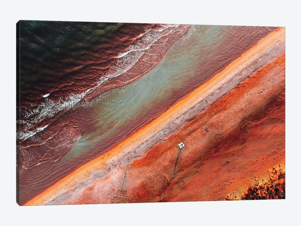 Ostia Lido by Carmine Chiriaco 1-piece Canvas Artwork