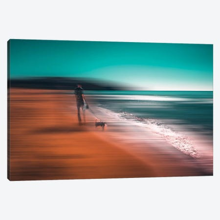 The Quiet Hours Canvas Print #CAC6} by Carmine Chiriaco Canvas Art