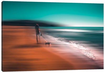 The Quiet Hours Canvas Art Print