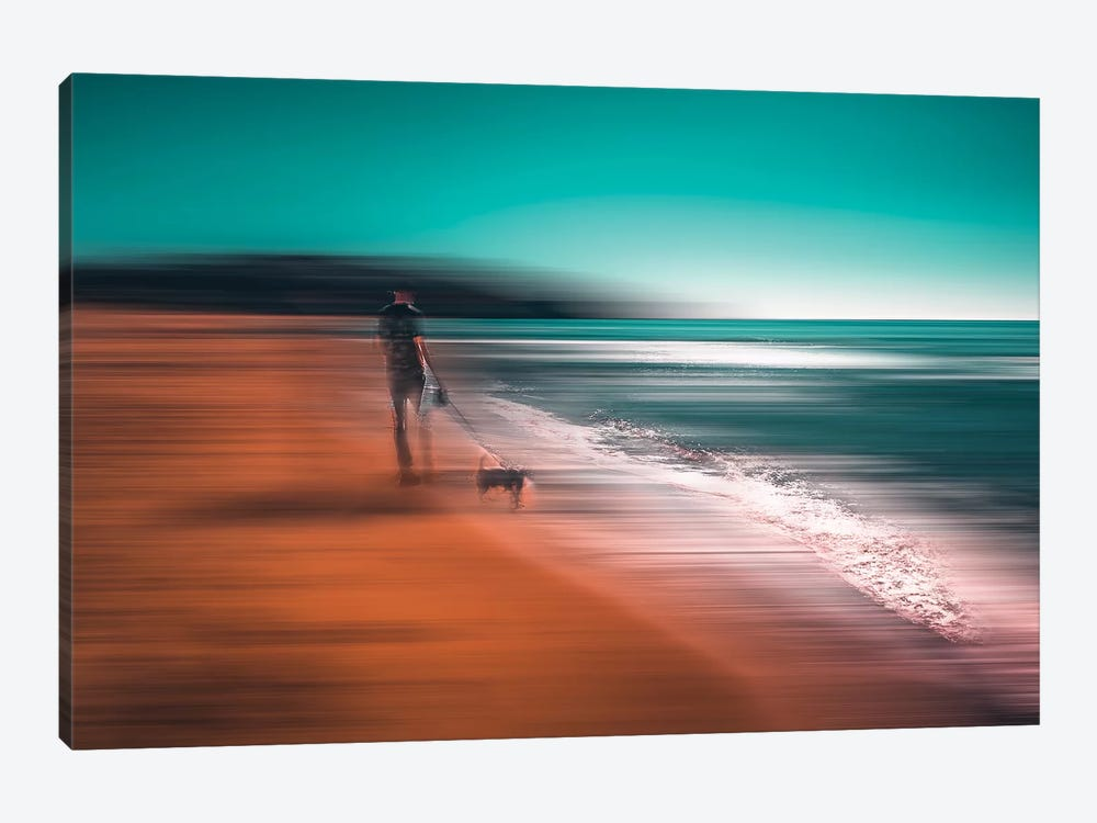 The Quiet Hours by Carmine Chiriaco 1-piece Art Print
