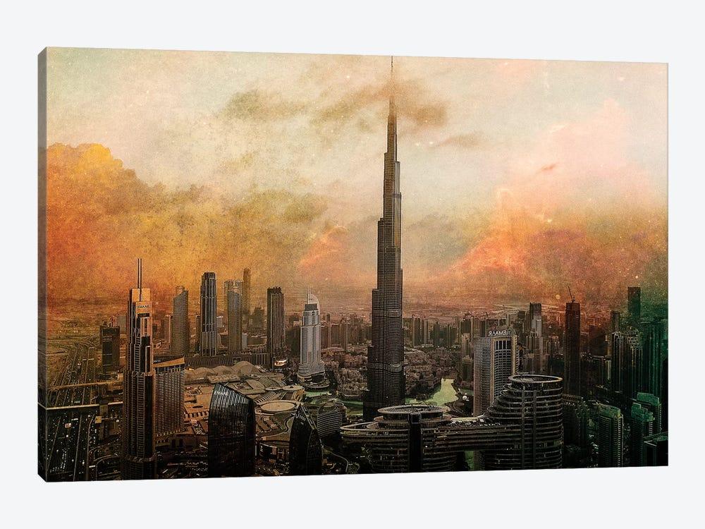 Burj Khalifa by Carmine Chiriaco 1-piece Canvas Wall Art