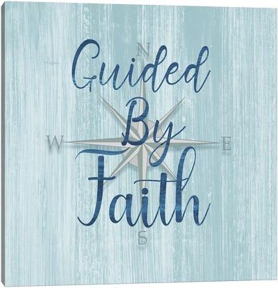 Guided by Faith Canvas Art Print