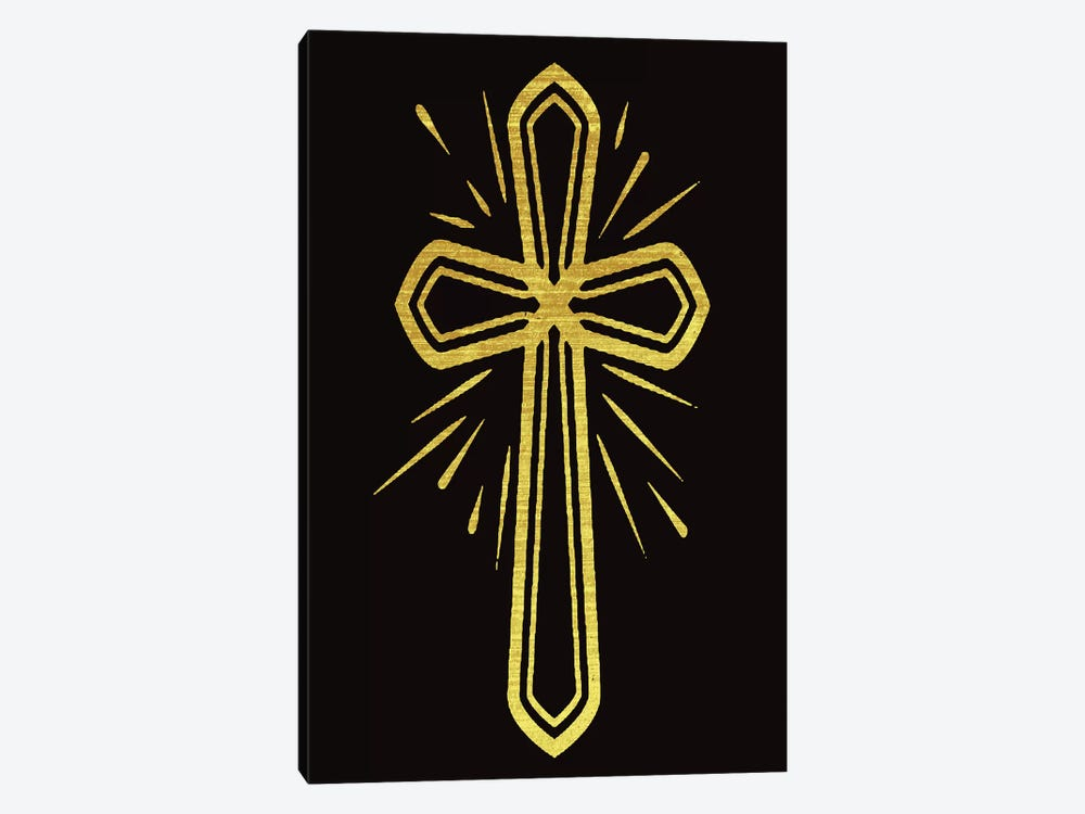 The Cross by CAD Designs 1-piece Canvas Art