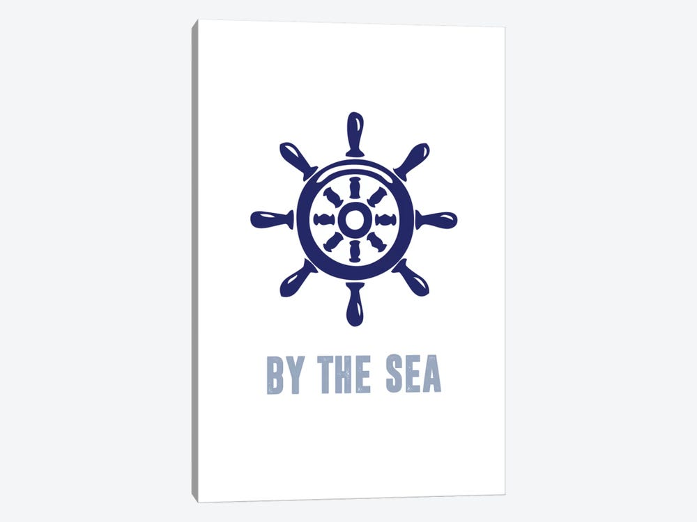 Meet Me by the Sea II by CAD Designs 1-piece Canvas Artwork