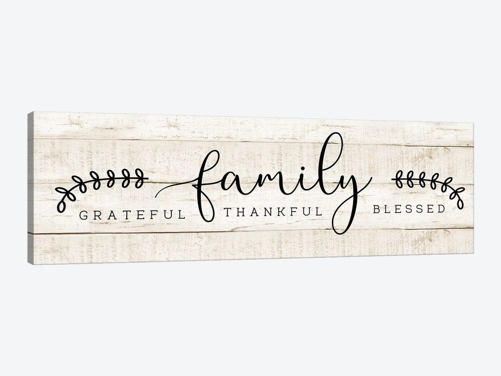 Family by CAD Designs 1-piece Canvas Artwork