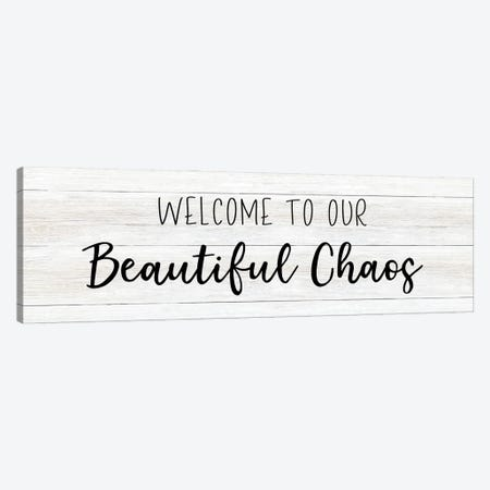 Beautiful Chaos Canvas Print #CAD90} by CAD Designs Canvas Print