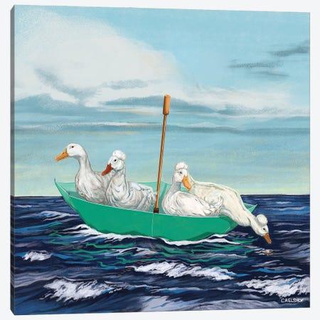 Travellers VI Canvas Print #CAE53} by Carolynn Elshof Canvas Artwork