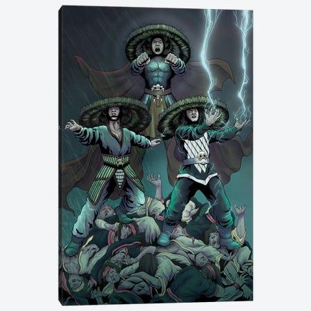 Three Storm Canvas Print #CAF23} by Carlos Fernandez Canvas Artwork