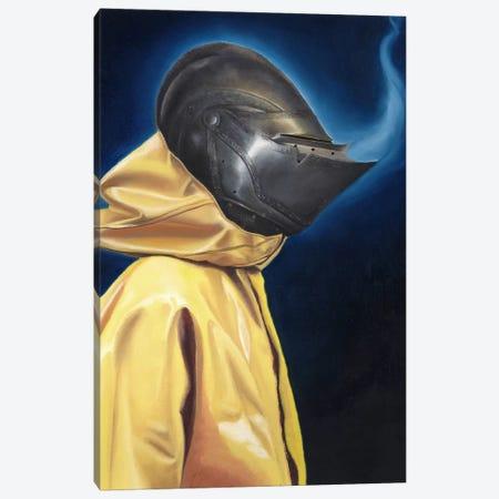 Knight Canvas Print #CAF7} by Carlos Fernandez Art Print