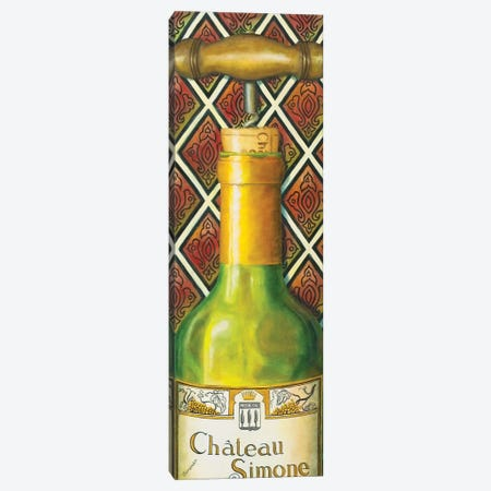 Chateau Simone Canvas Print #CAG12} by Carmen Gonzalez Canvas Art