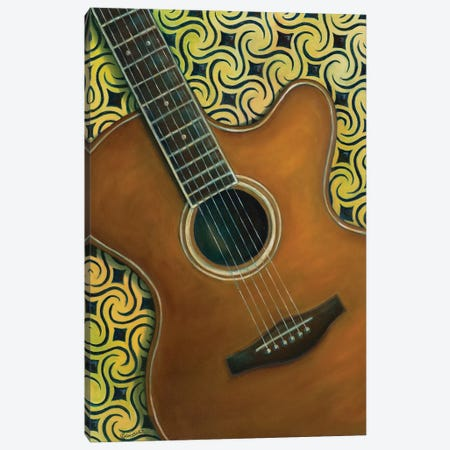 In Tune Canvas Print #CAG22} by Carmen Gonzalez Canvas Print