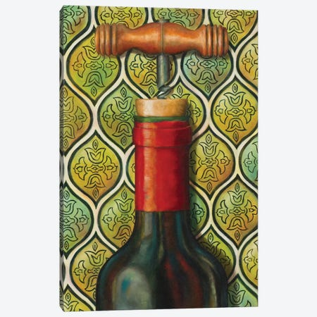 Grand Vin II Canvas Print #CAG55} by Carmen Gonzalez Canvas Print