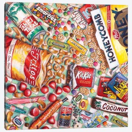 Sweet Memories Canvas Print #CAG62} by Carmen Gonzalez Canvas Print
