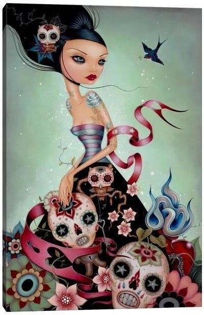 Dream Escape Canvas Art Print