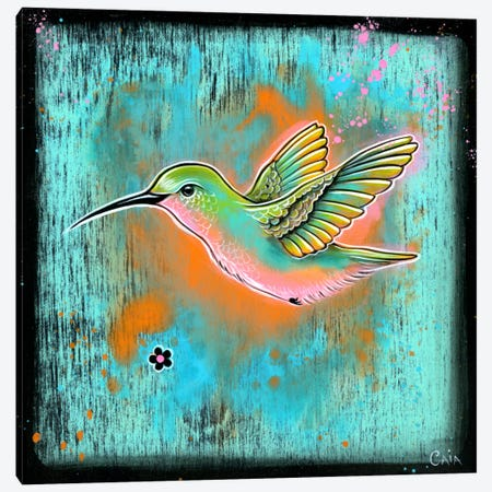 Avian Intent Canvas Print #CAI1} by Caia Koopman Canvas Print