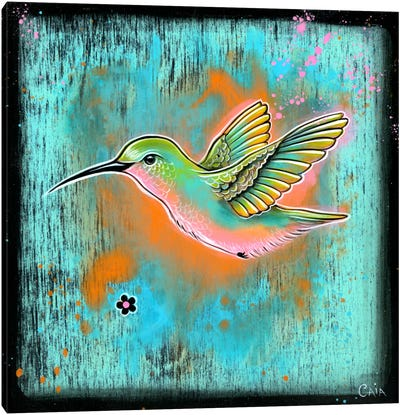Avian Intent Canvas Print #CAI1