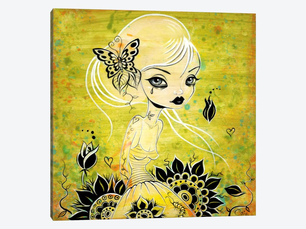 Keeper Of Tears by Caia Koopman 1-piece Canvas Art Print