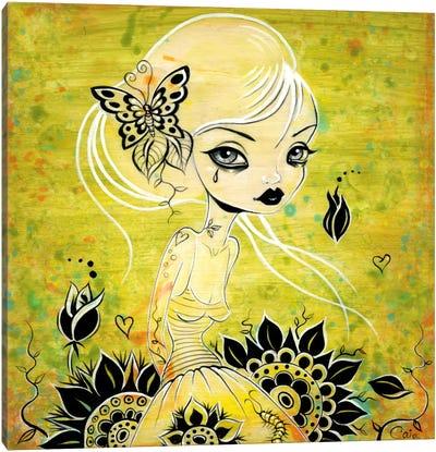 Keeper Of Tears Canvas Art Print