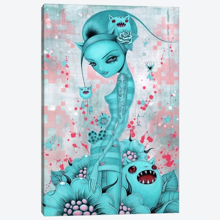 Mittens Canvas Print #CAI28} by Caia Koopman Canvas Print