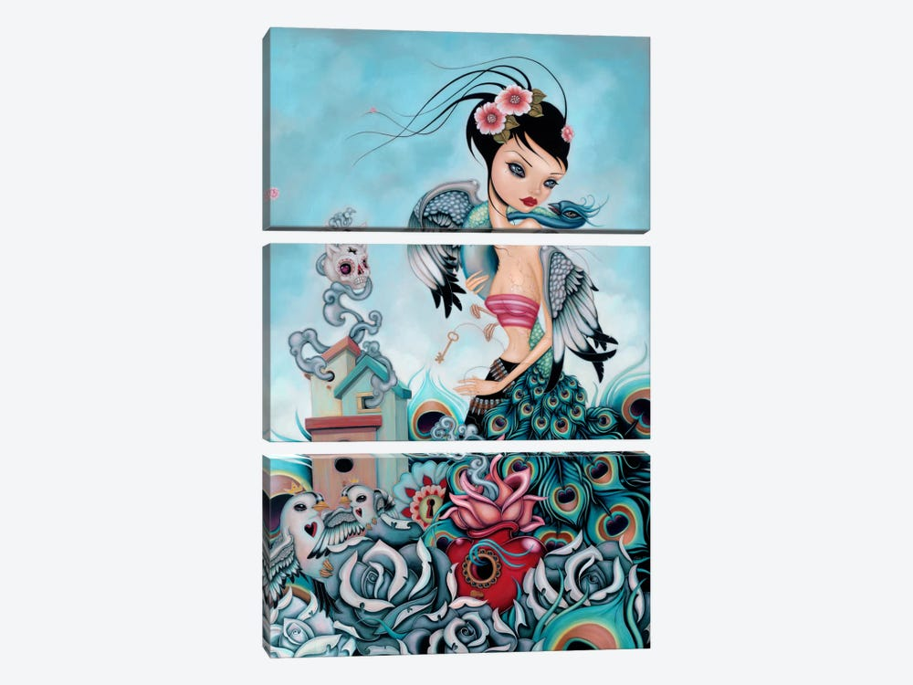 Pride by Caia Koopman 3-piece Canvas Print