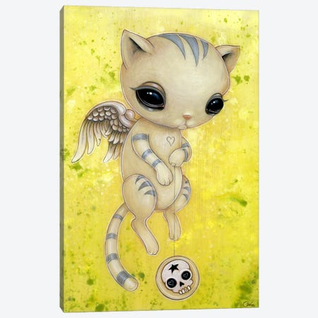 Sheila Kitty Canvas Print #CAI44} by Caia Koopman Canvas Artwork